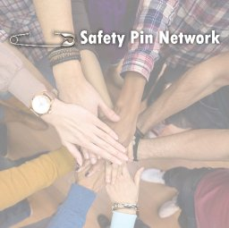 Please Join Me - The Safety Pin Network