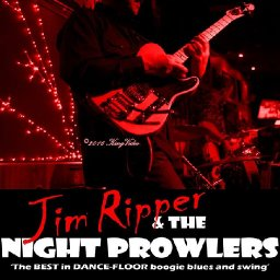 Jim Ripper and the Night Prowlers @ Little Lou's in Campbell