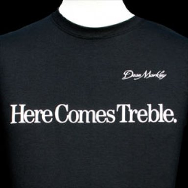 'Here Comes Treble' T-Shirt