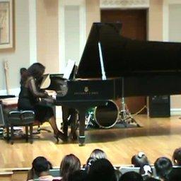 Myrna Emata Pianist