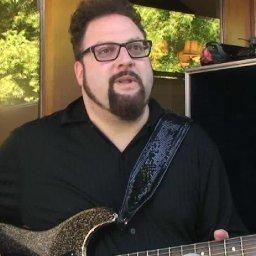 Hershel Yatovitz - Chris Issaak's band Silvertone